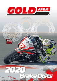 GOLDfren - Motorcycle and ATV Brake Discs Catalog
