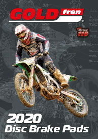 GOLDfren - Motorcycle and ATV Brake Pads Catalog