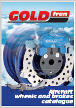 Small Aircraft Wheels, Calipers, Brakes by GOLDfren