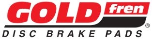 GOLDfren Brake Pads Logo
