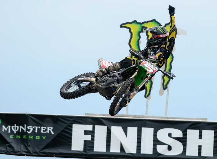 Aug 19, 2012 - Matt Goerke - 2012 MX1 Monster Energy Canadian National Champion - Photo by: James Lissimore