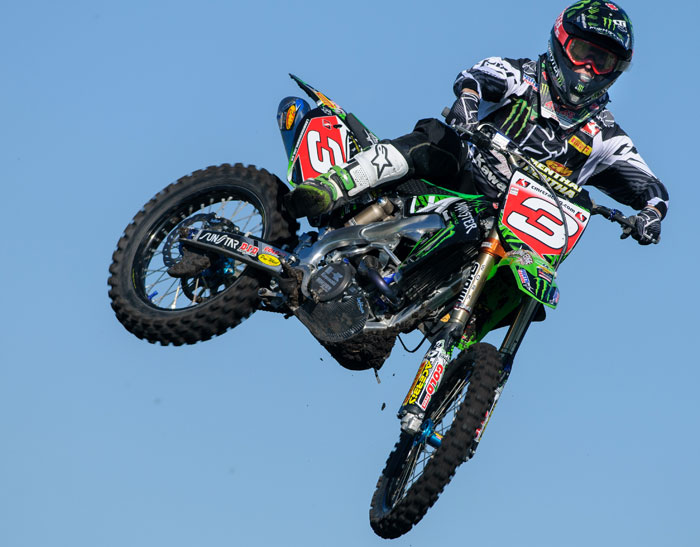 Teddy Maier - 2012 MX2 Monster Energy Canadian Motocross National Champion - Photo by: James Lissimore